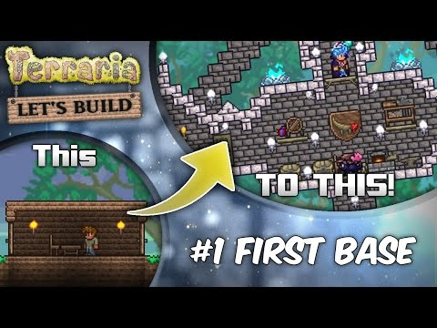 How can people make these? :: Terraria General Discussions Terraria House Designs For Begginners on