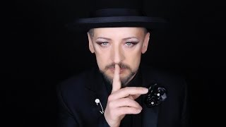 Boy George: 'I Don't Love You' (A Gentleman Collection Film) | LoveGold