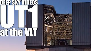 Inside UT1 at the Very Large Telescope - Deep Sky Videos | Kholo.pk