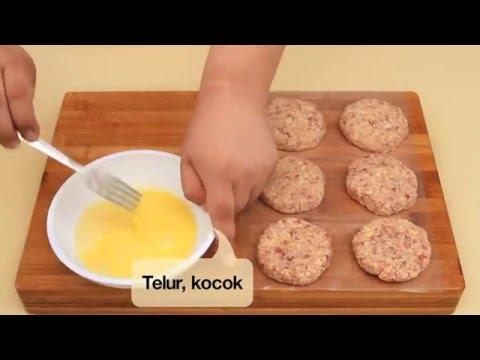 Video Dapur Umami - Burger Tempe