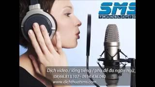 [TVC Đại học Kiên Giang] Dịch & lồng tiếng Anh (giọng bản xứ)