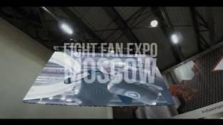 """GM Promotion на международной выставке """"СПОРТ: Fight Fan Expo"""""""
