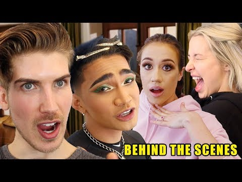 Escape The Night Season 4 - Behind The Scenes