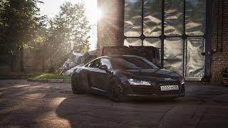 Выхлопная система за 388.000р для Audi R8. Exhaust Audi R8.