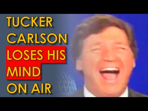Tucker Carlson FREAKS OUT at Cop Ed Gavin For disagreeing with him about Derek Chauvin Verdict