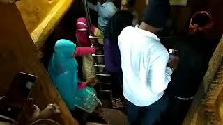 Baba budaangiri dargah inside and outside dada pahad
