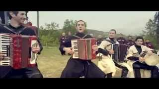 preview picture of video 'Грузия регион Рача зажигательные танцы !'
