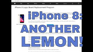 Apple botches EVERY iPhone released for FOUR YEARS!