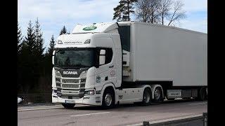 Slideshow With Trucks 380 Full HD 1080P