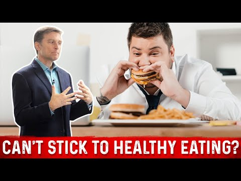 Video Can't Stick to Healthy Eating? DO THIS!