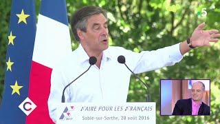 Révélations sur l'affaire Fillon - C à Vous - 17/01/2020