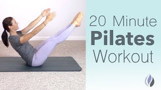 20 Minute Pilates Class by Trifecta Pilates