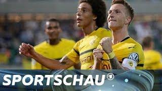 5 Gründe, warum Borussia Dortmund fit für den Titel ist |Sportschau