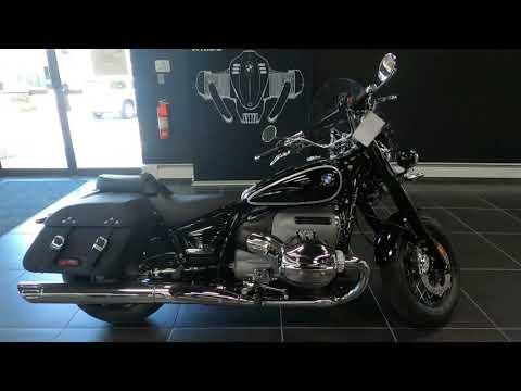 2021 BMW R 18 Classic in West Allis, Wisconsin - Video 1