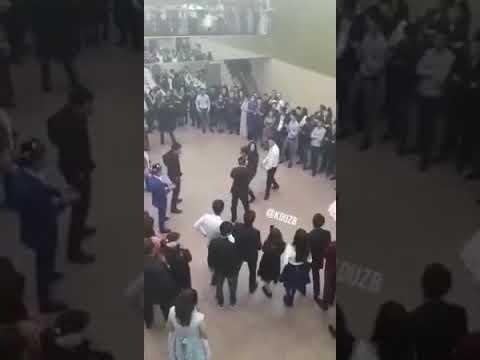 Массовая драка на узбекской свадьбе в Казахстане