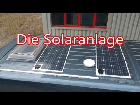 Clever Runner 636 #11 - Solaranlage 200 WP und Laderegler  und E-Bike laden