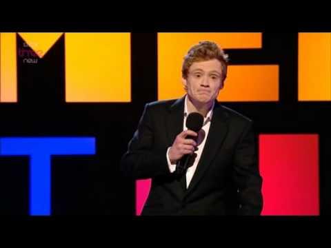 Andrew Lawrence Edinburgh Comedy Fest 2012