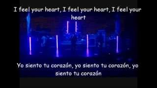 Angels and airwaves-Call to Arms Lyrics y Subtitulos LIVE 2007