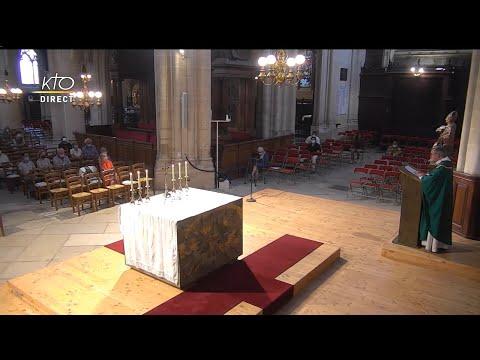 Messe du 21 août 2021 à Saint-Germain-l'Auxerrois