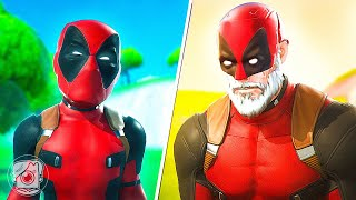 THE LIFE AND DEATH OF DEADPOOL... (A Fortnite Film)