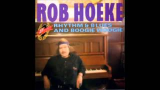 Rob Hoeke R & B Group  -  For Miss Caulker  -  1989.