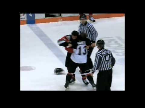 Ryan Hanes vs. Tyrell Goulbourne