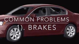 2016 Honda Accord RELIABILITY HISTORY (2003-2016)