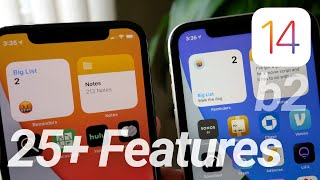 IOS 14 Beta 2 Features & Changes! New Icons, Widgets & More