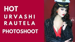 Editorial Shoot with Urvashi Rautela