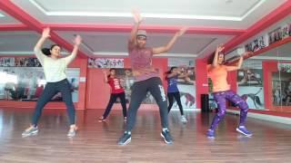 Limbo - Daddy Yankee - Dance Fitness Zumba Choreo by Jo Danzbiker