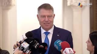 Iohannis: normalizarea vieții politice înseamnă să fie lăsată și justiția să își facă treaba