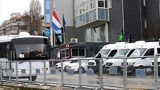 "Ankara demands Dutch apology, promises ""harsh"" response"