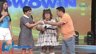 Wowowin: Donita Nose at Boobsie, diniskartehan si Kuya Wil!