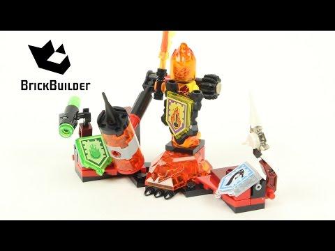 Vidéo LEGO Nexo Knights 70339 : L'Ultime Flama