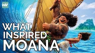 Inspirations for Moana: Discovering Disney