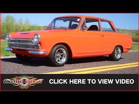 1965 Ford Cortina GT MK1