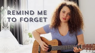 Kygo, Miguel   Remind Me To Forget Cover