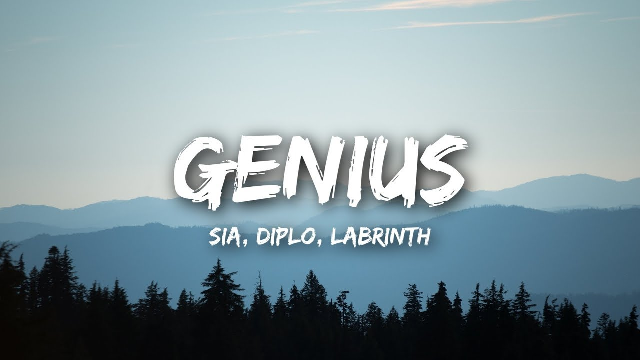 LSD - Genius (Lyrics) ft. Sia, Diplo, Labrinth
