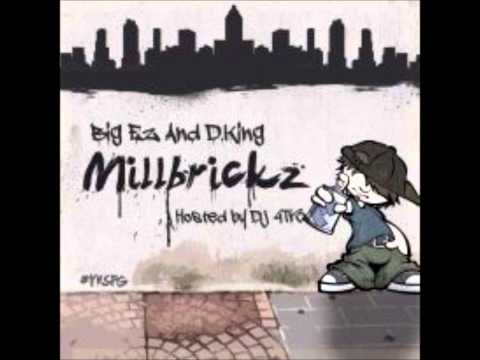 Dking X Big Ez- Diced Pineapples