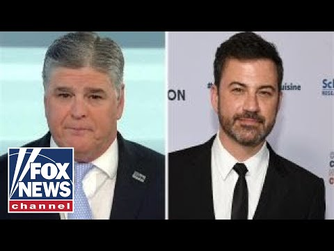 Sean Hannity on Jimmy Kimmel's apology