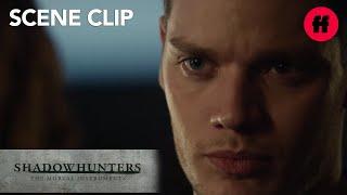 Shadowhunters | Season 2, Episode 11: Clary Apologizes to Jace | Freeform