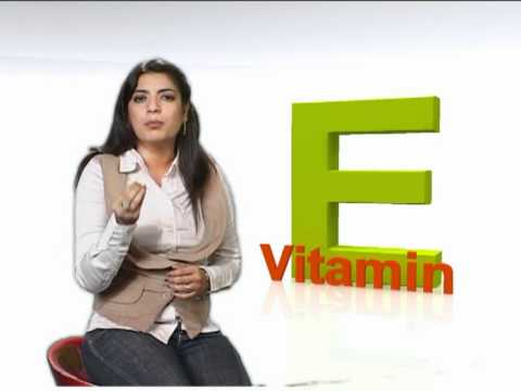 Video Vitamins - Benefits Of Vitamin E - Tips For Healthy Eating