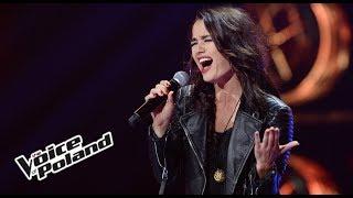 """Ania Waraszko - """"Lost On You"""" - Przesłuchania w Ciemno - The Voice of Poland 8"""