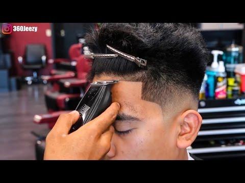 HAIRCUT TUTORIAL: DROP FADE | BLOWDRY & STYLE