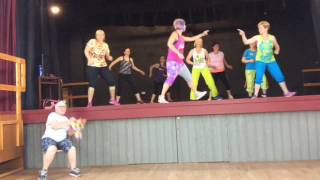 Zumba® Gold Warm Up That's What I Like by Flo Rida