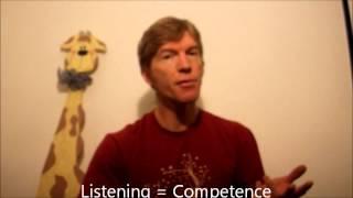 FS 121 - Communication Skill Segment One: Why Listen?