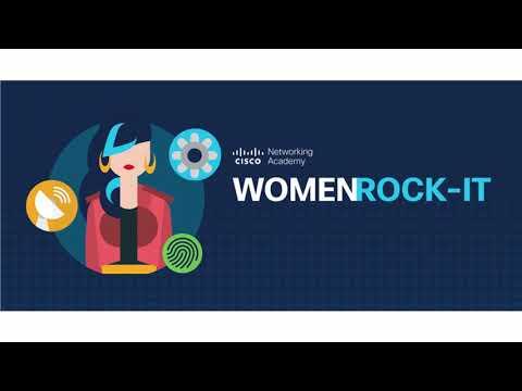 CISCO and UCCI WomenRock  IT Summit