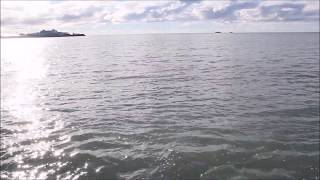 Не так-то это просто: искупаться в Черном море в декабре...