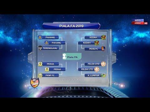 Formasi Episod 16 : Magis Piala FA buat Pahang dan Felda United