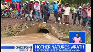 Hundreds of families in Tana river displaced due to on going heavy rains in the region